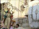 Maria SS. del Lume in processione per le vie del Noviziato 1