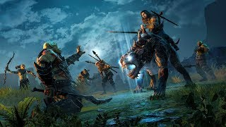 25 Minutes of New Middle Earth: Shadow Of War Gameplay - Gamescom 2017