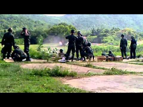 Thainavy กองพันรักษาฝั่งยิงปืนกล M.60 Music Videos