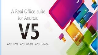 Office para Android gratis - Kingsoft Office