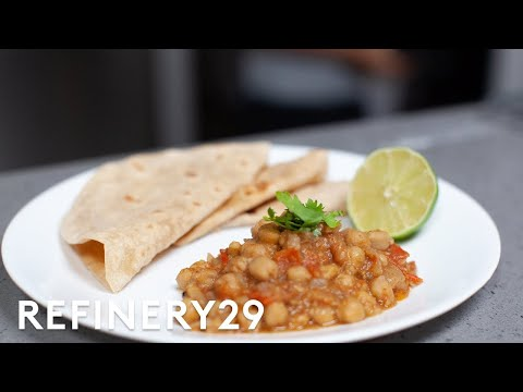 Our Family's Homemade Chickpea Curry | My Kitchen Sink | Refinery29