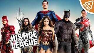 How Zack Snyder's Justice League Was Changed! (Nerdist News w/ Jessica Chobot)