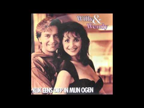 Willy Sommers & Wendy Van Wanten - Kijk Eens Diep In Mijn Ogen