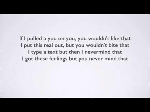 i hate u, i love u (Clean) Lyrics gnash ft. olivia o'brien
