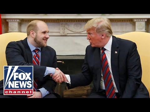 President Trump welcomes Joshua Holt home