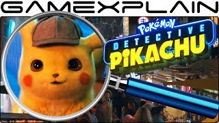 Detective Pikachu ANALYSIS - Reveal Trailer (Secrets & All Pokémon Identified!)