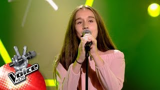 Marilys - 'Meant To Be' | Blind Auditions | The Voice Kids | VTM