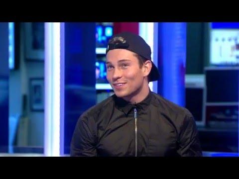 Joey Essex Talks To Kay Burley About EU Referendum