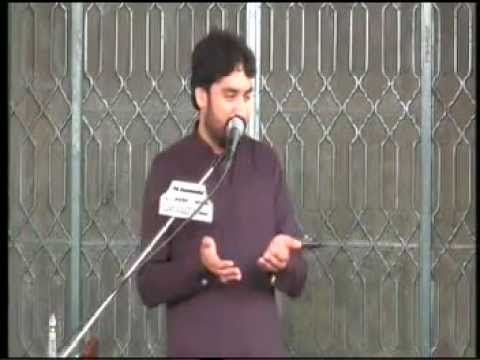 Zakir Waseem Abbas Baloch 25 Rajab 2014 3 Teer Pakhiala Sheikhupura video