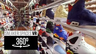 Sneaker Spaces VR || Flight Club (NYC)