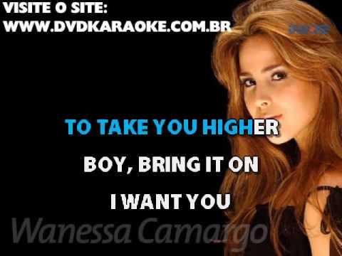 Wanessa Camargo   Shine It On