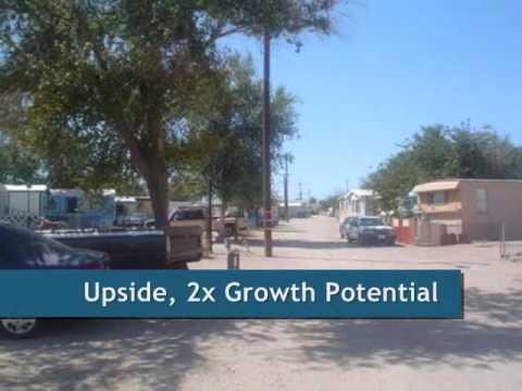 Trailer Park For Sale San Bernardino California by MHRV Advisors