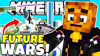 *UPDATED* FUTURE WARS GOING TO MARS - MINECRAFT MODDED MINIGAME