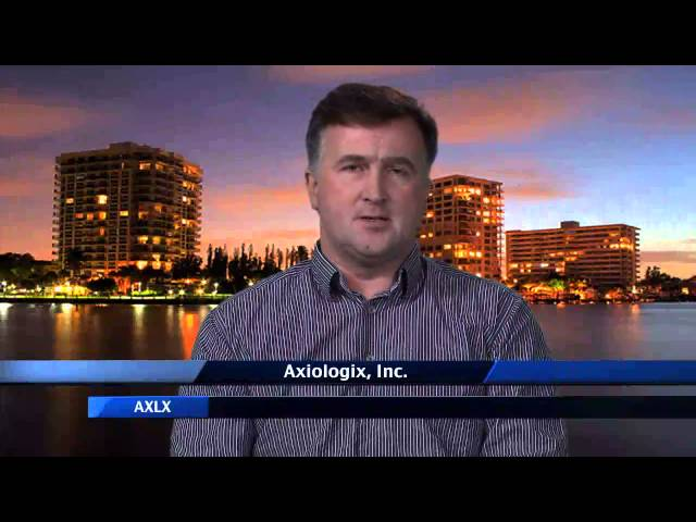 Axiologix's Expectations from Acquisition- MoneyTV with Donald Baillargeon
