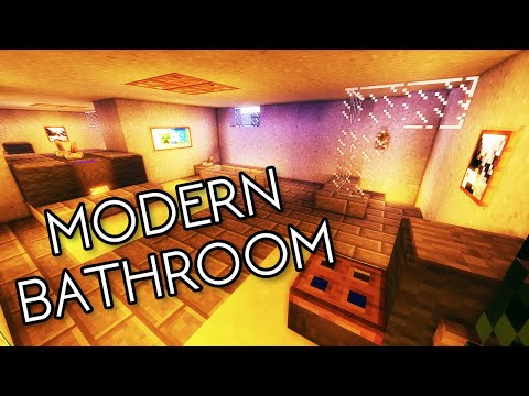 minecraft bathroom design how to save money and do it