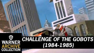 Challenge of the Gobots (Theme Song)