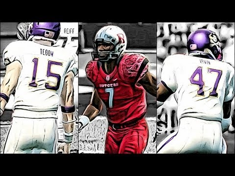 NCAA Football 14 Ultimate Team - Honey Badger, Manti Te'o, Tim Tebow vs Team Bang ft Leparis57