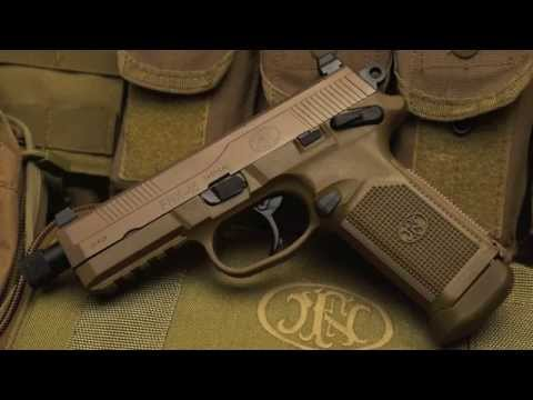 FNX-45 tactical review.  Does this pistol live up to the hype.