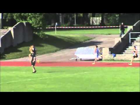 Pfingstmeeting München - 400m men - heat 3 - Silvan Lutz 48,79 sec.