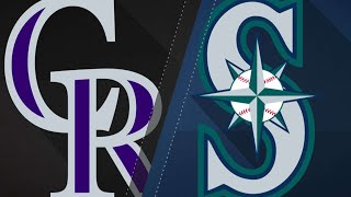 Wolters drives home 3 in Rockies' 7-1 win: 7/6/18