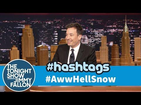 Hashtags: #AwwHellSnow