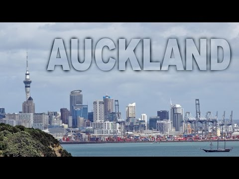 Auckland - New Zeland HD
