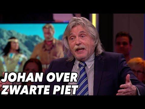 ''Te gek voor woorden dat we geen Zwarte Piet en cowboytje mogen spelen'' - VOETBAL INSIDE   Voetbal Inside