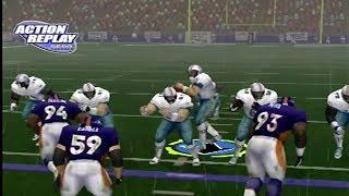 NFL 2K Dreamcast Season Week 1 Miami Dolphins Denver Broncos
