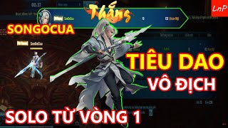 VLTK Mobile - Tiêu Dao Solo Từ Vòng 1 - Gửi Tặng Fan Tiêu Dao - Clans: Shadow of the Moon