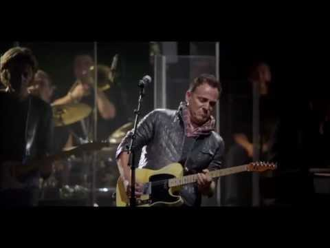 I hung my head - bruce springsteen ( pro  shot)