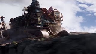 Weta Artist Christian Rivers Makes His Feature Debut With 'Mortal Engines' (Trailer)