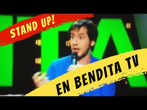 Simon Booth en Bendita TV - Stand Up Argentino