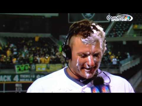 2013 Oakland Athletics Walk-Off Pie #1 - Josh Donaldson (4/12/13 vs. Detroit)