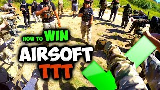 Airsoft TTT Gameplay: HOW TO EASILY WIN