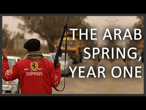 The Arab Spring, one year later