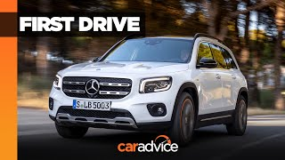 2020 Mercedes-Benz GLB review: first look | CarAdvice
