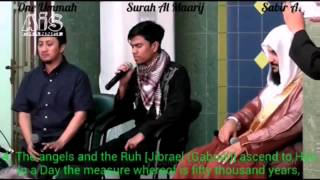 Muzammil Hasballah, Abdul Rahman Al Ossi & Yusuf Mansur - Heart Soothing Quran Recitations