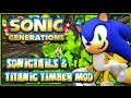 Sonic Generations PC - (1440p) SonicTails & Titanic Timber Level Mod
