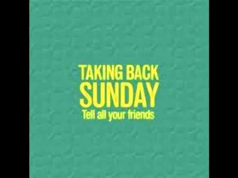 Taking Back Sunday - The Ballad Of Sal Villanueva
