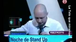 Bendita - Stand Up Pablo Picotto
