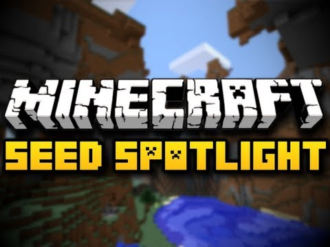 Minecraft Seed Spotlight #30 - FINALE...for now ;) (HD)