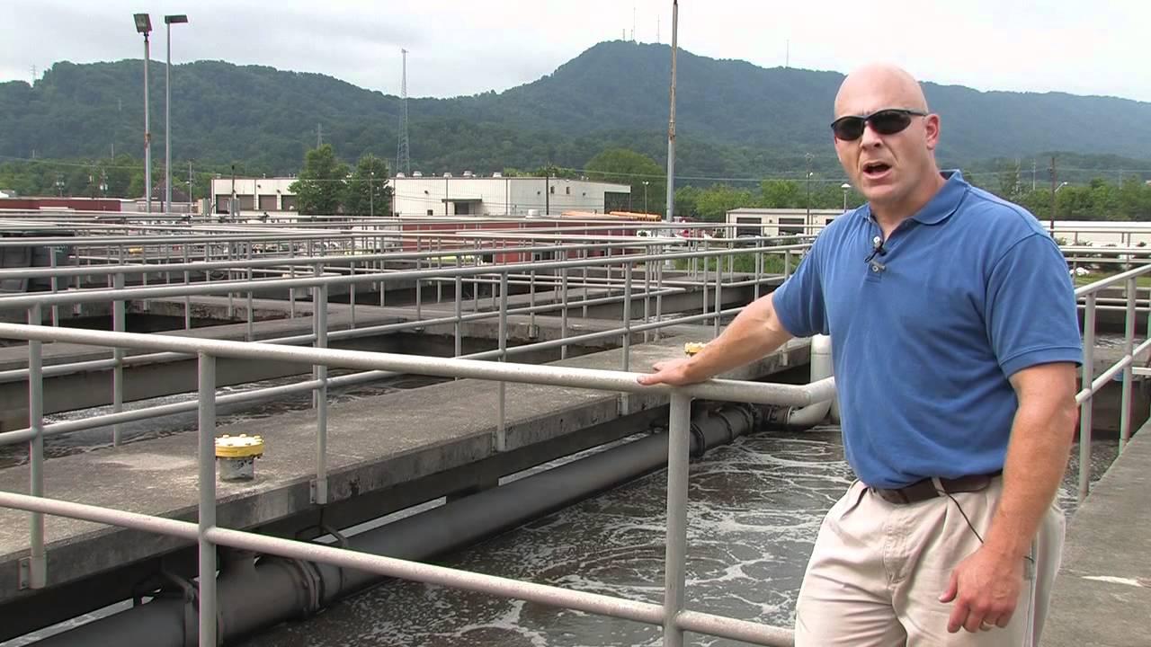 Sewage Plant Tour