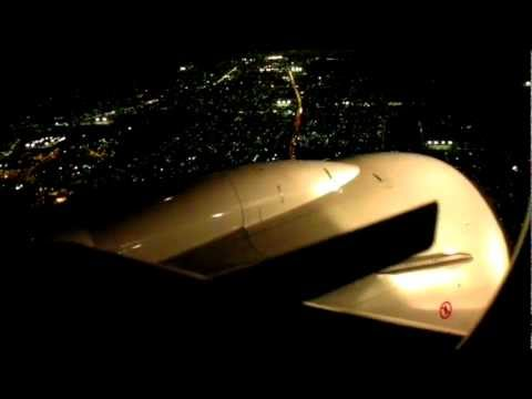 POS HD Continental Airlines 737-800 Landing Port of Spain Trinidad Boeing United