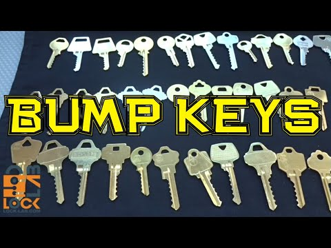 (951) Review: BumpMyLocks 38-piece Bump Key Set