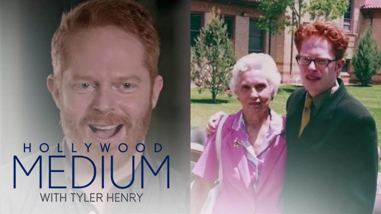 Jesse Tyler Ferguson Learns He Is His Late Grandmother's Favorite | Hollywood Medium | E!