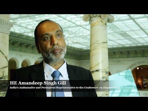 Spotlight: HE Amandeep Singh Gill