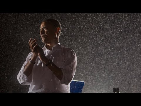 "Barack in the Virginia Rain: ""There s Nothing We Can t Do"""