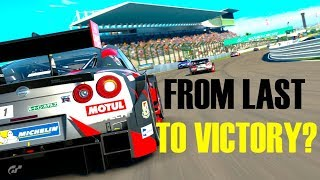 GT Sport - From Last to Victory? - Weekly Race C Suzuka