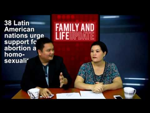 EDSA Tayo, Celebrity Sex Scandals, Latin America for Abortion and Yaya 102: Family And Life Update