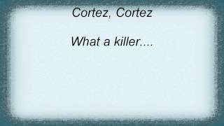 Watch Cult Cortez The Killer video